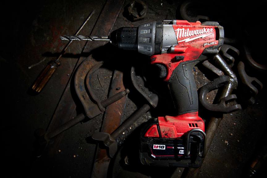 Milwaukee M18 FUEL™ - M18 CDD-22C - tilanne02