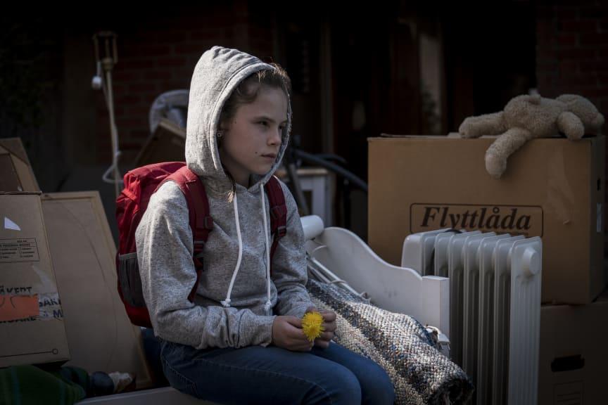 Barn i hemlöshet p g a vräkning