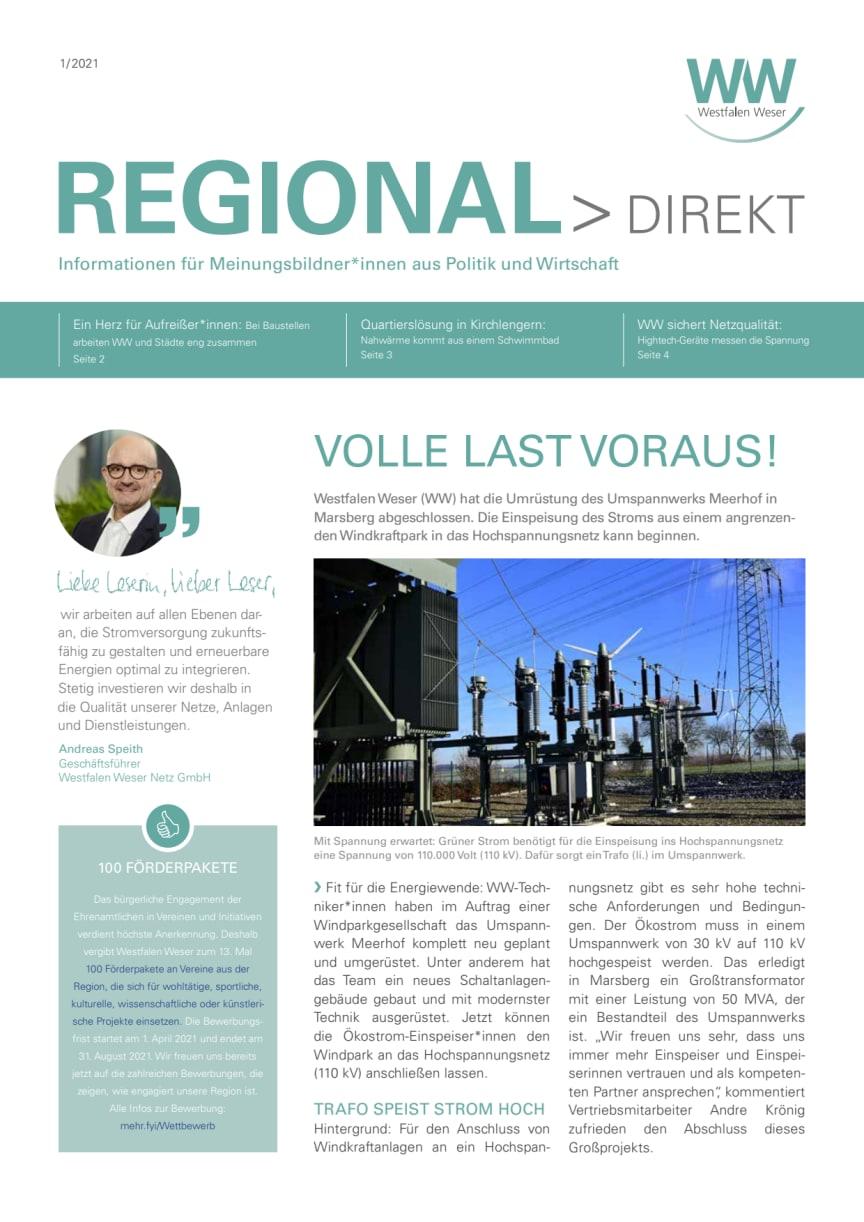 Regional > Direkt 1/2021