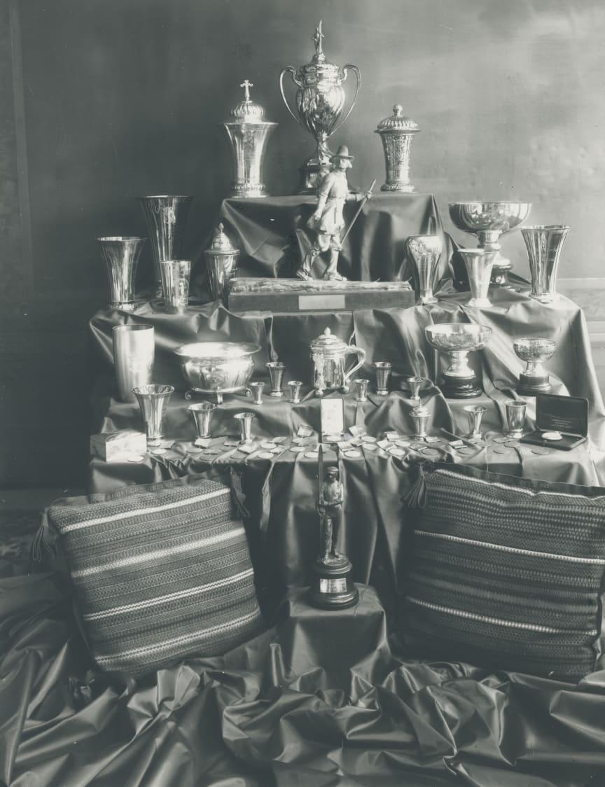 Vasaloppets prisbord 1922