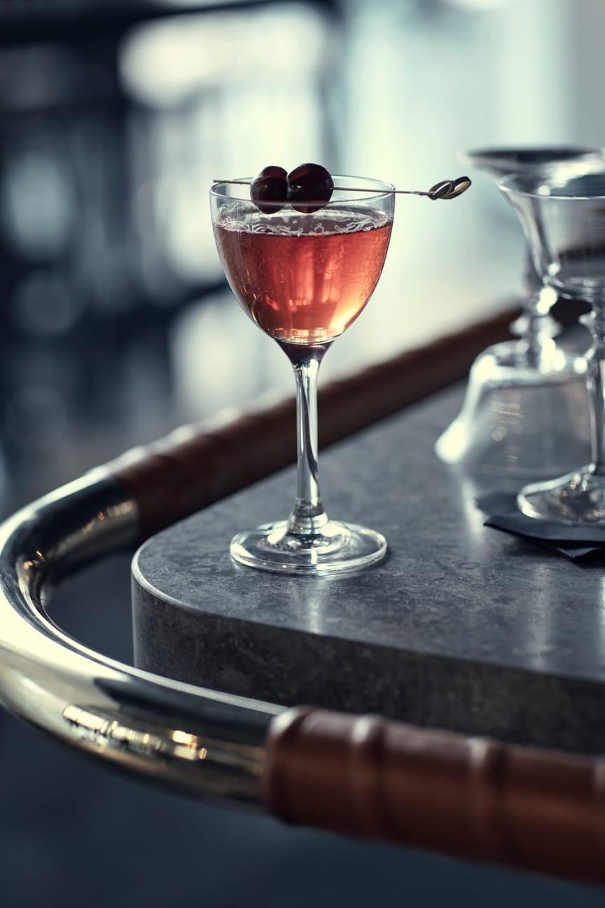 Bar 115, drinkar