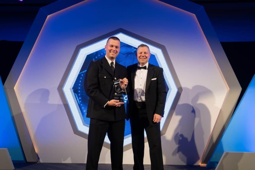 Stuart Outten & National PF Chair  John Apter