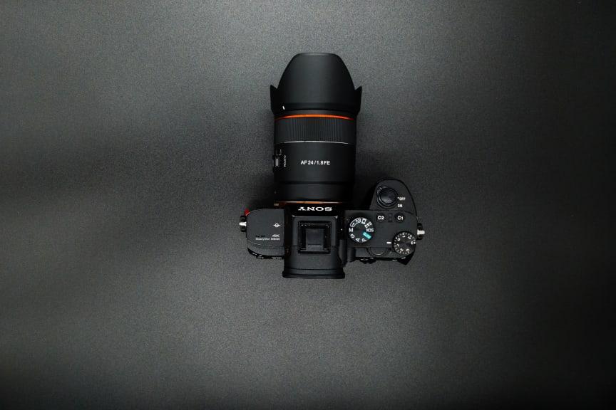 Samyang AF 24mm F1.8 FE_Product_Reinold Aryee (1)