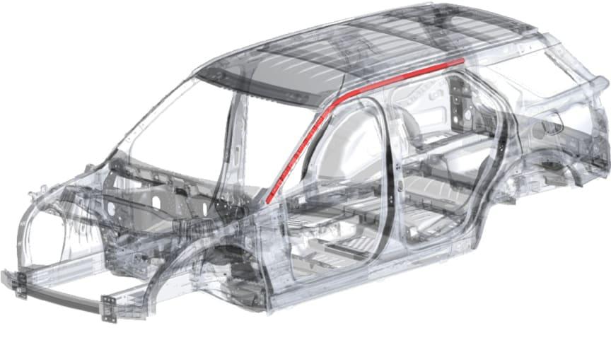 Ford Explorer PHEV får topkarakter i sikkerhed