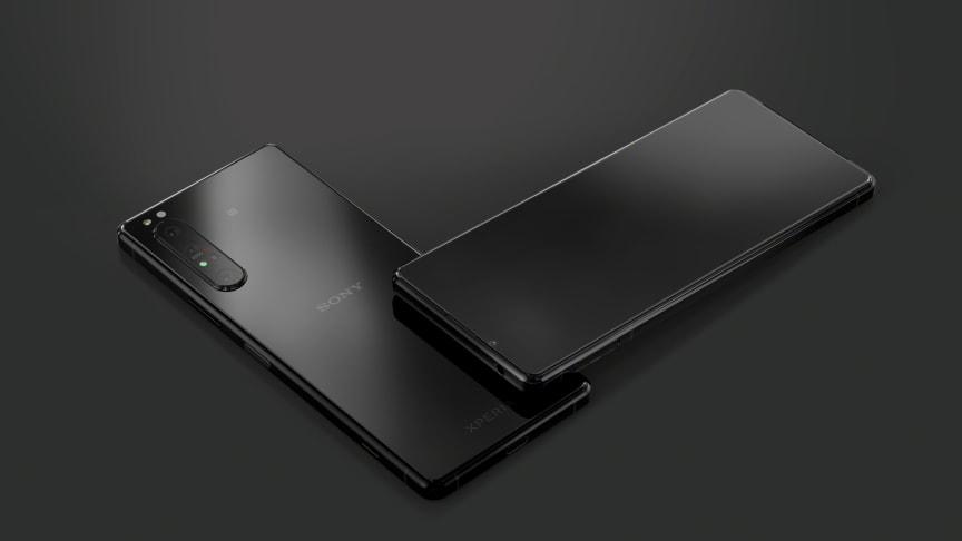 Xperia 1 II Black_Camera2