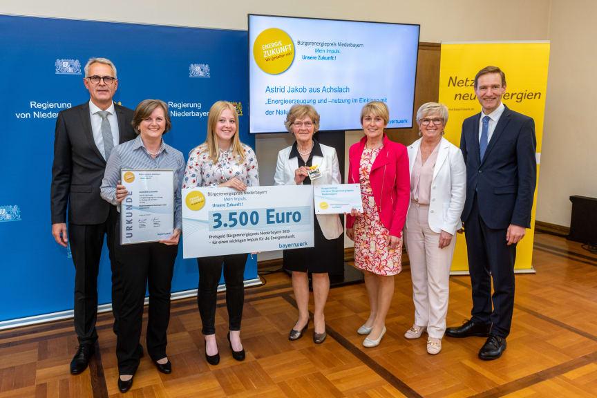 Bürgerenergiepreis_Niederbayern 2019_ Preisträger_Astrid Jakob