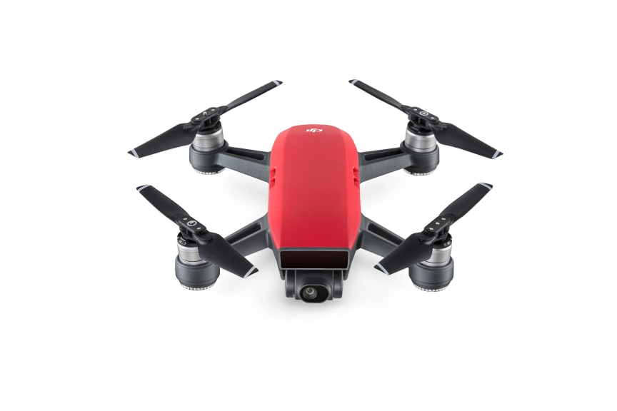 DJI Spark Lava Red - Front 3:4