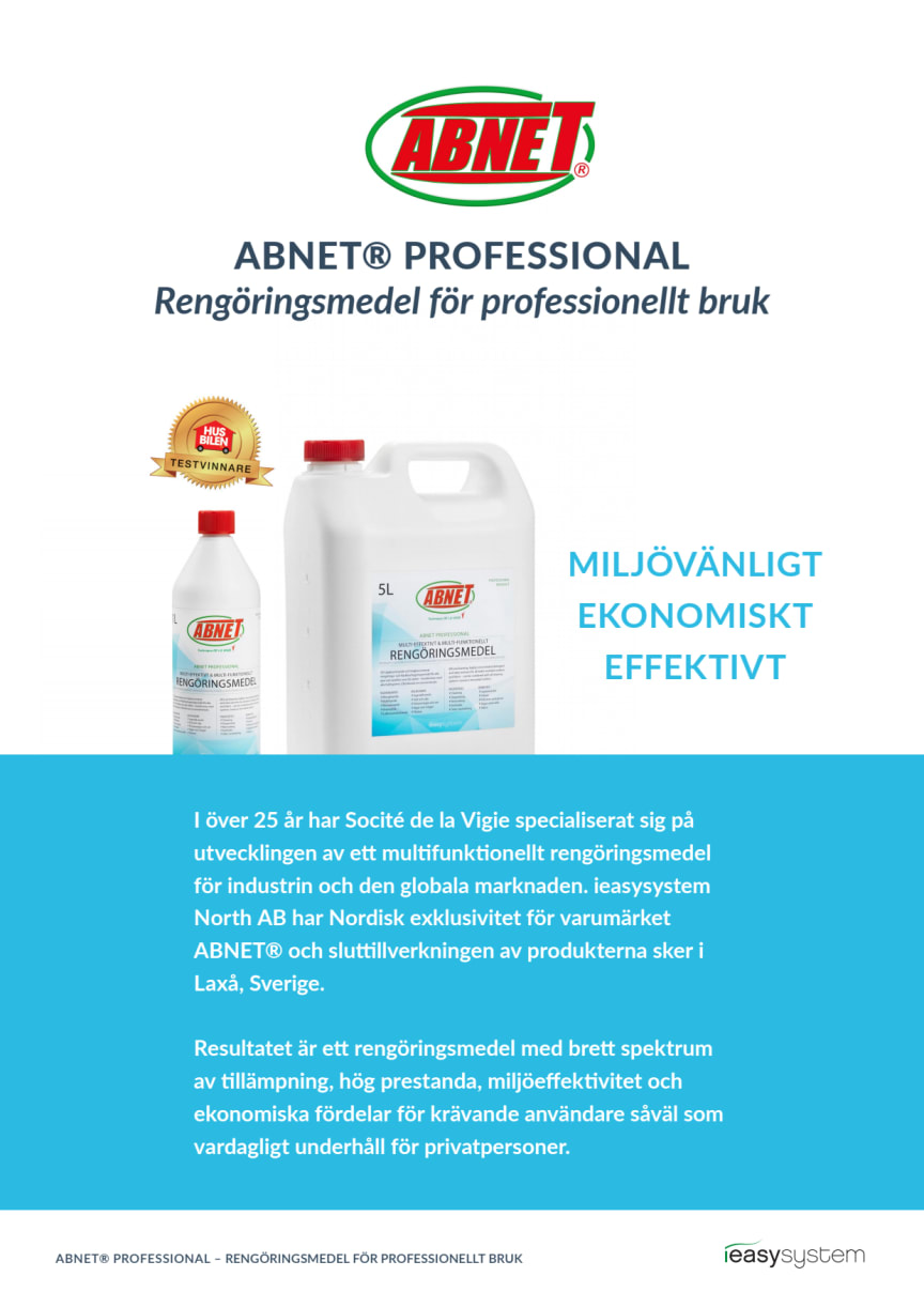 ABNET® Professional