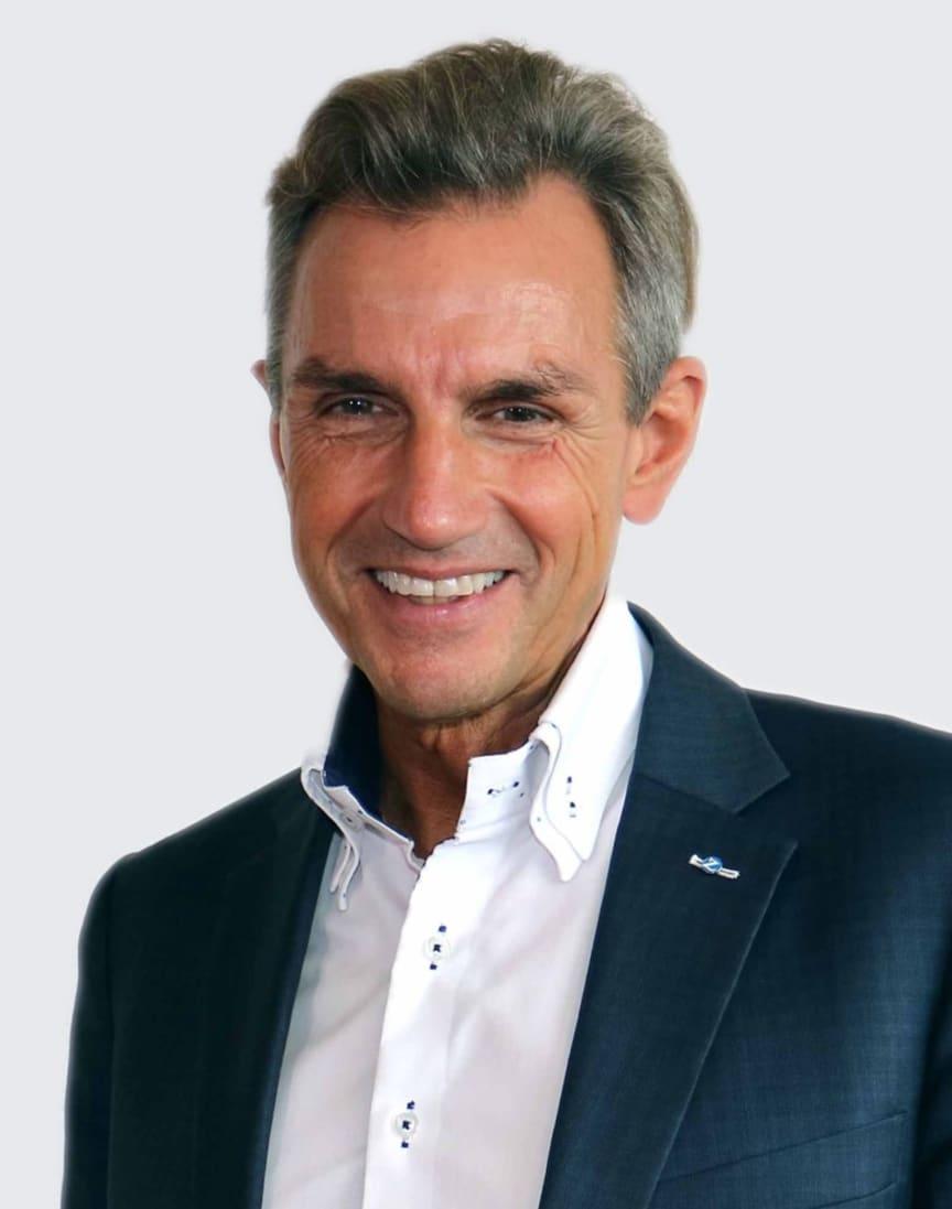 Uwe Schöpe, Personalvorstand der Zurich Gruppe Deutschland