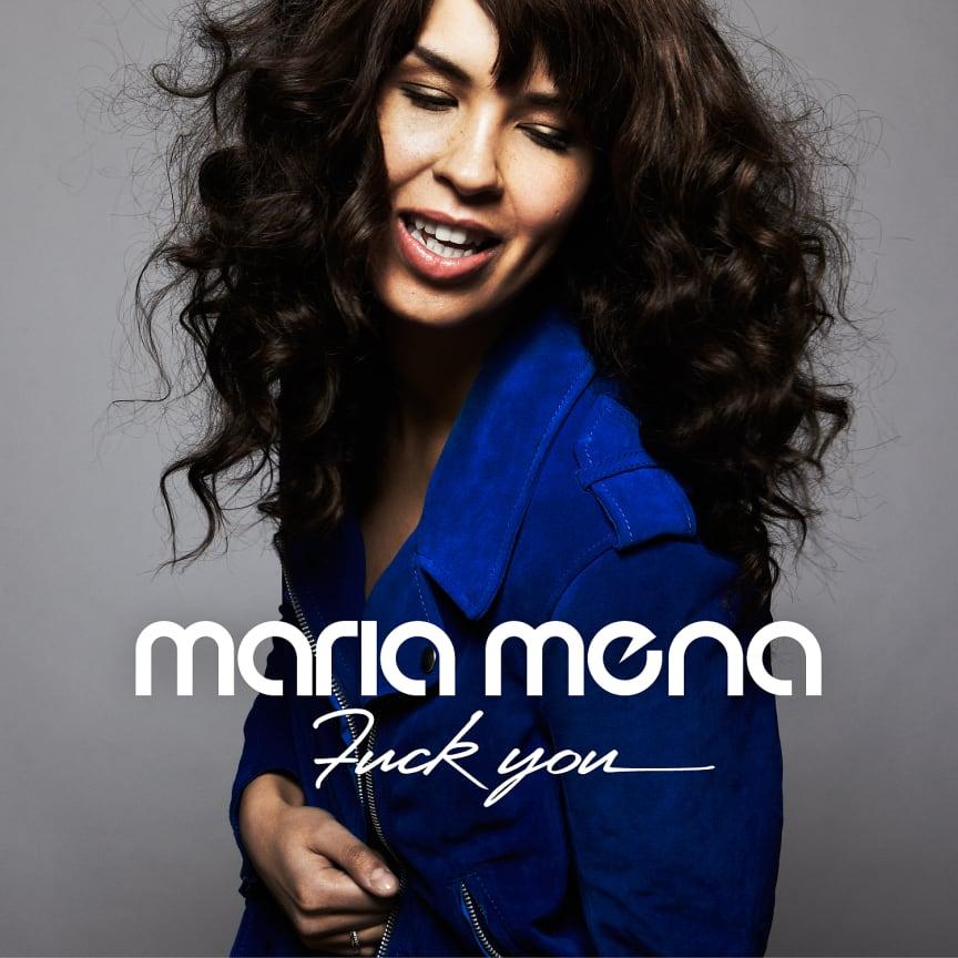 Maria Mena - singelomslag