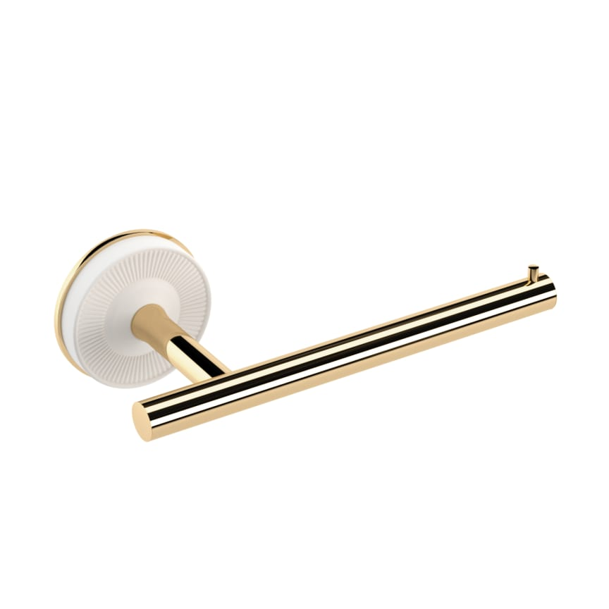 Pomd`or_x_Rosenthal_Equilibrium_Paper_holder_right_without_cover_white_Gold