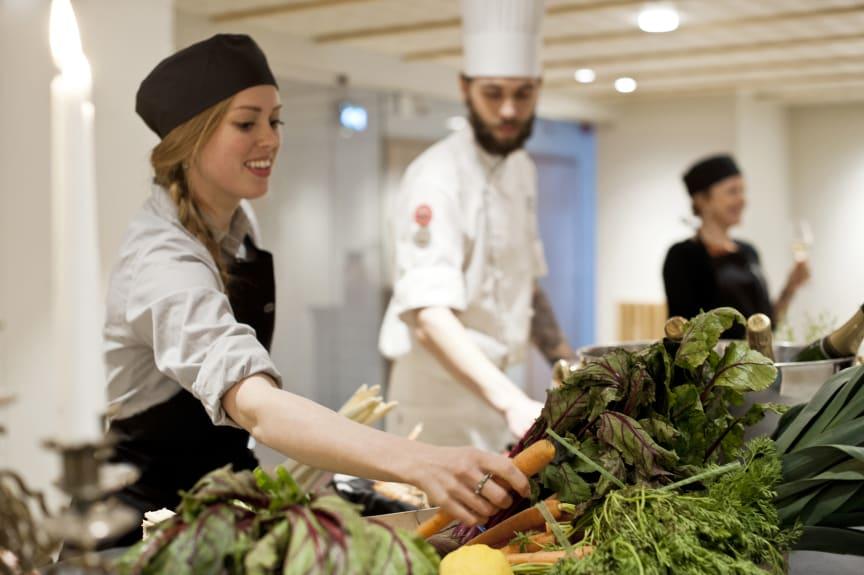 Matlagning med kock