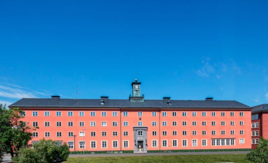 Brf Klockarhuset, Riksbyggen, Beckomberga