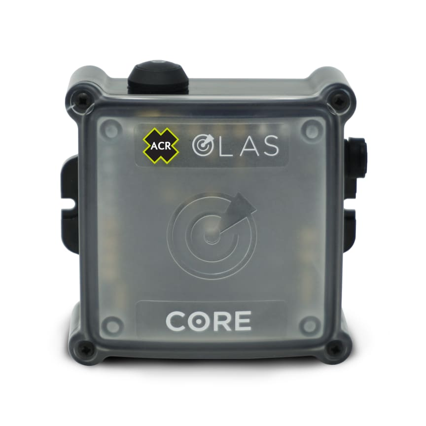 Hi-res image - ACR Electronics - ACR OLAS Core Base Station man overboard alarm system