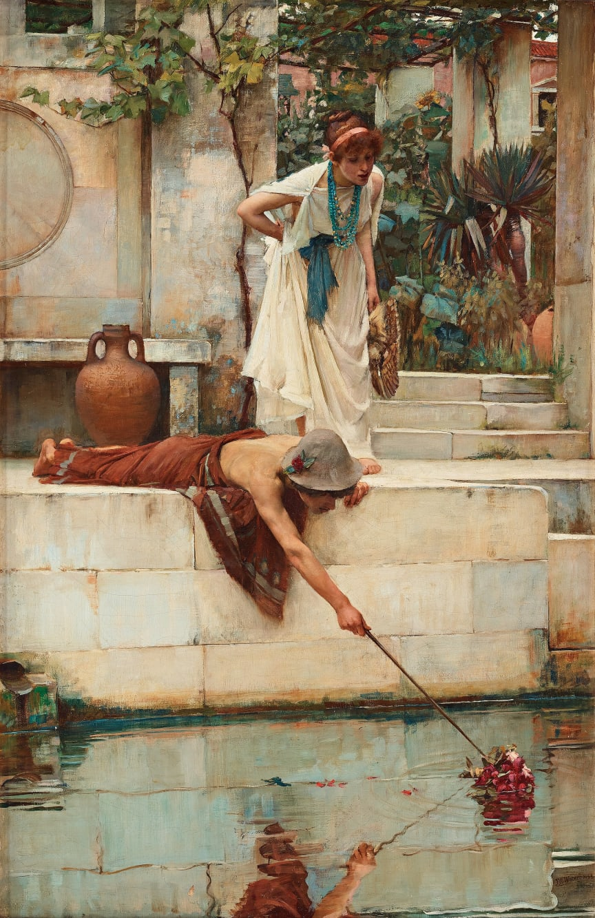 John William Waterhouse, The Rescue