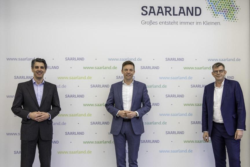 Saarland wird digitale Modellregion