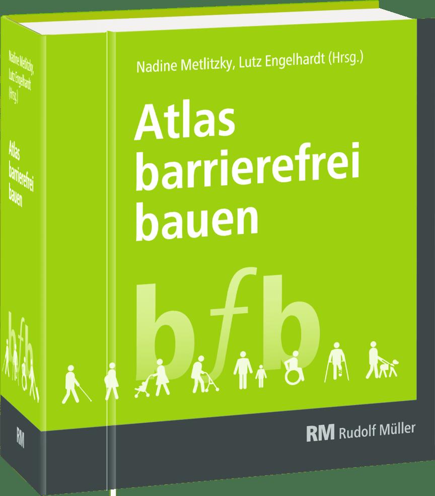 Atlas barrierefrei bauen (3D/tif)