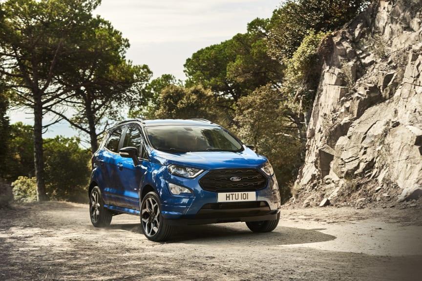 Ny Ford EcoSport