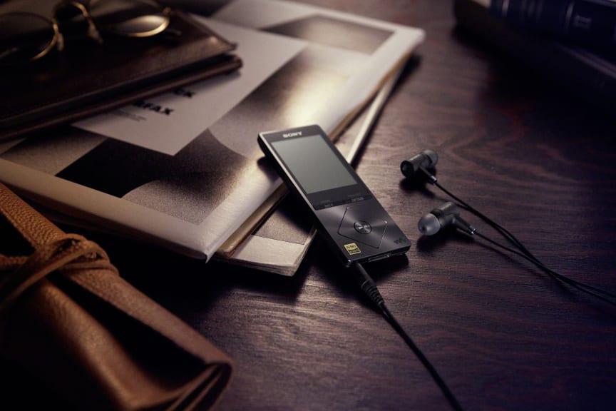 Walkman NW-A20 lifestyle