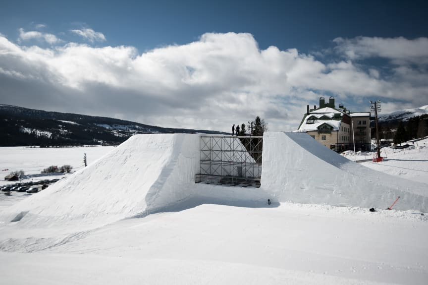 Åre - JOI Big Air 2013