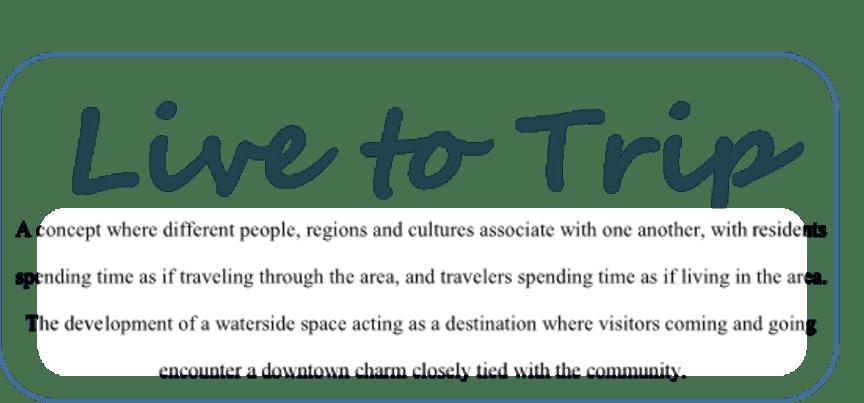 Live to Trip logo
