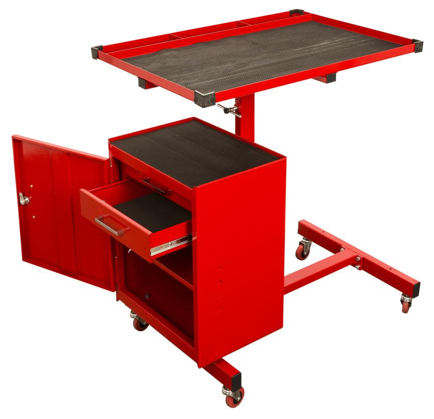 Praktisk avlastning - Pela demonteringsbord