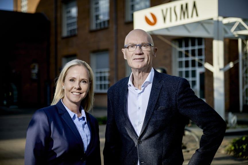_PJF3271 Karina Wellendorph Dataløn og Finn Conradsen Proløn ved Visma HQ