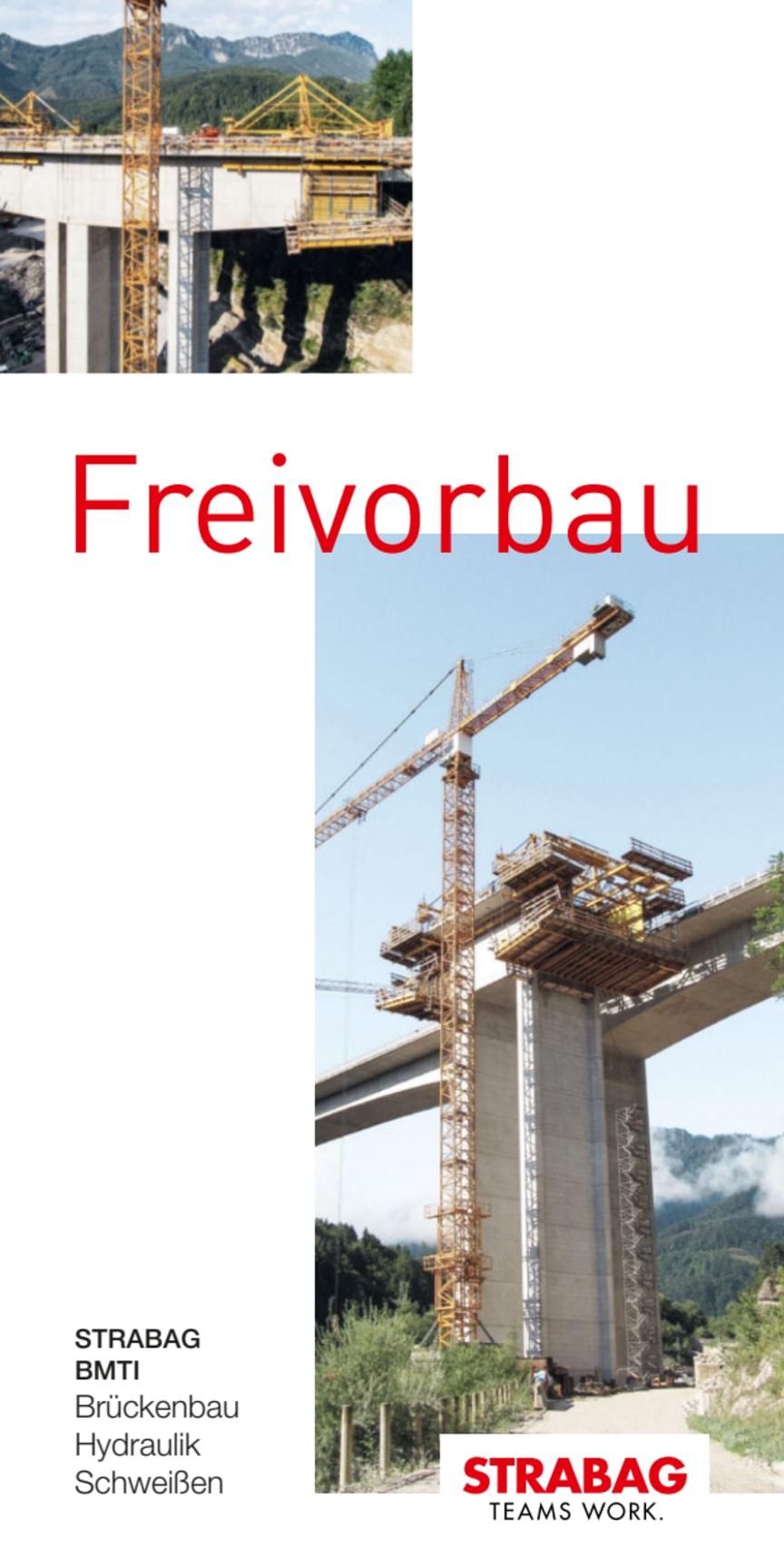 STRABAG BMTI: Brückenbau, Hydraulik, Schweißen
