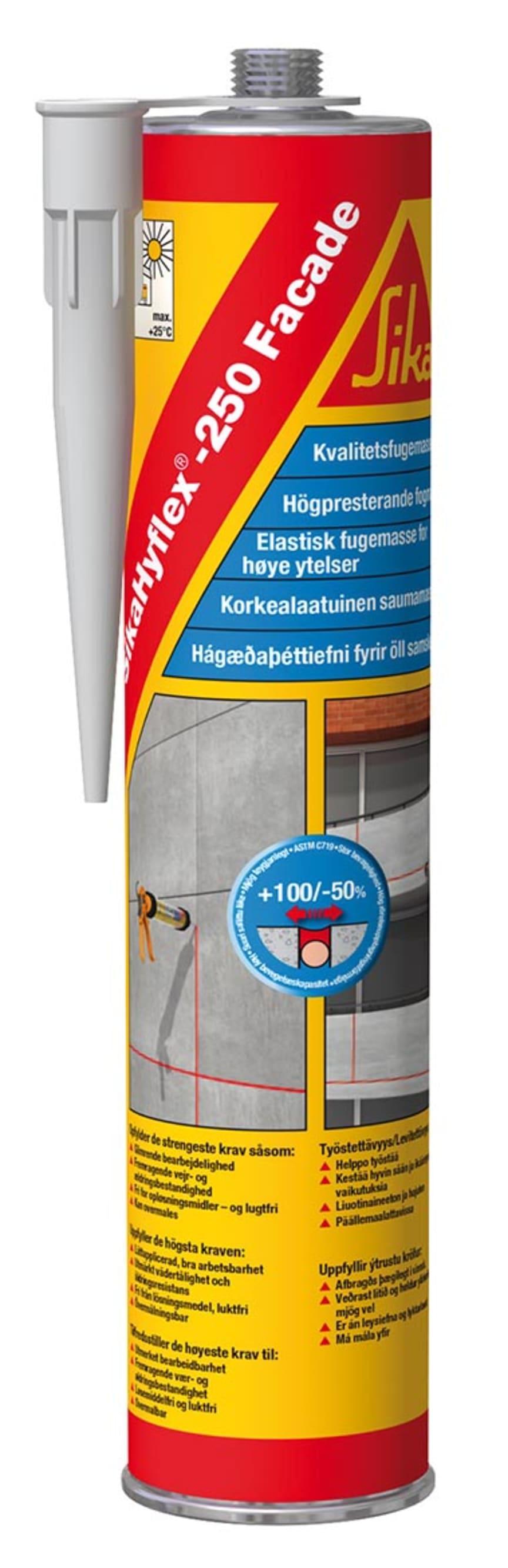 SikaHyflex-250 Facade