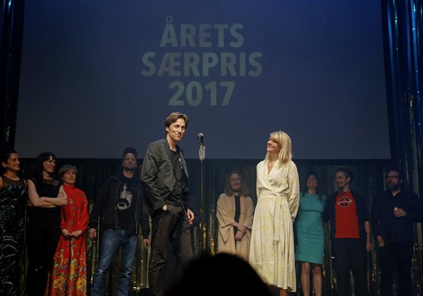 Årets Særpris 2017