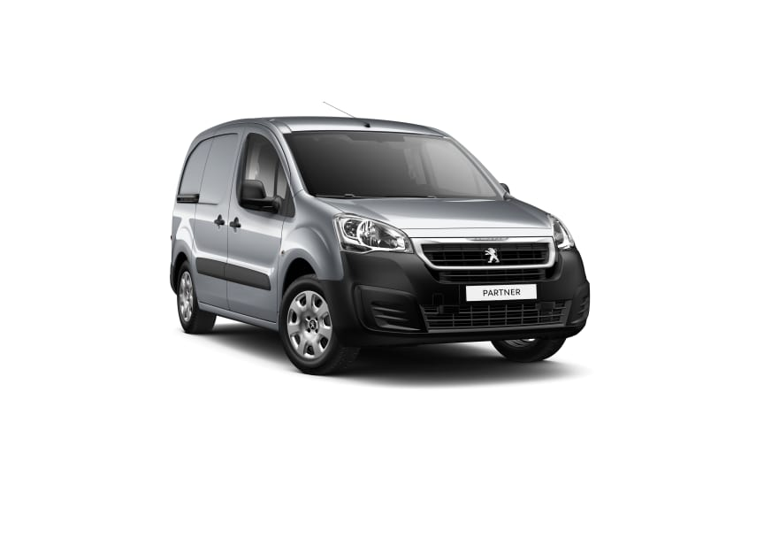 Peugeot visar ny generation av populära Partner Skåp