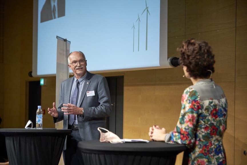 ATV's præsident Anders Overgaard Bjarklev.