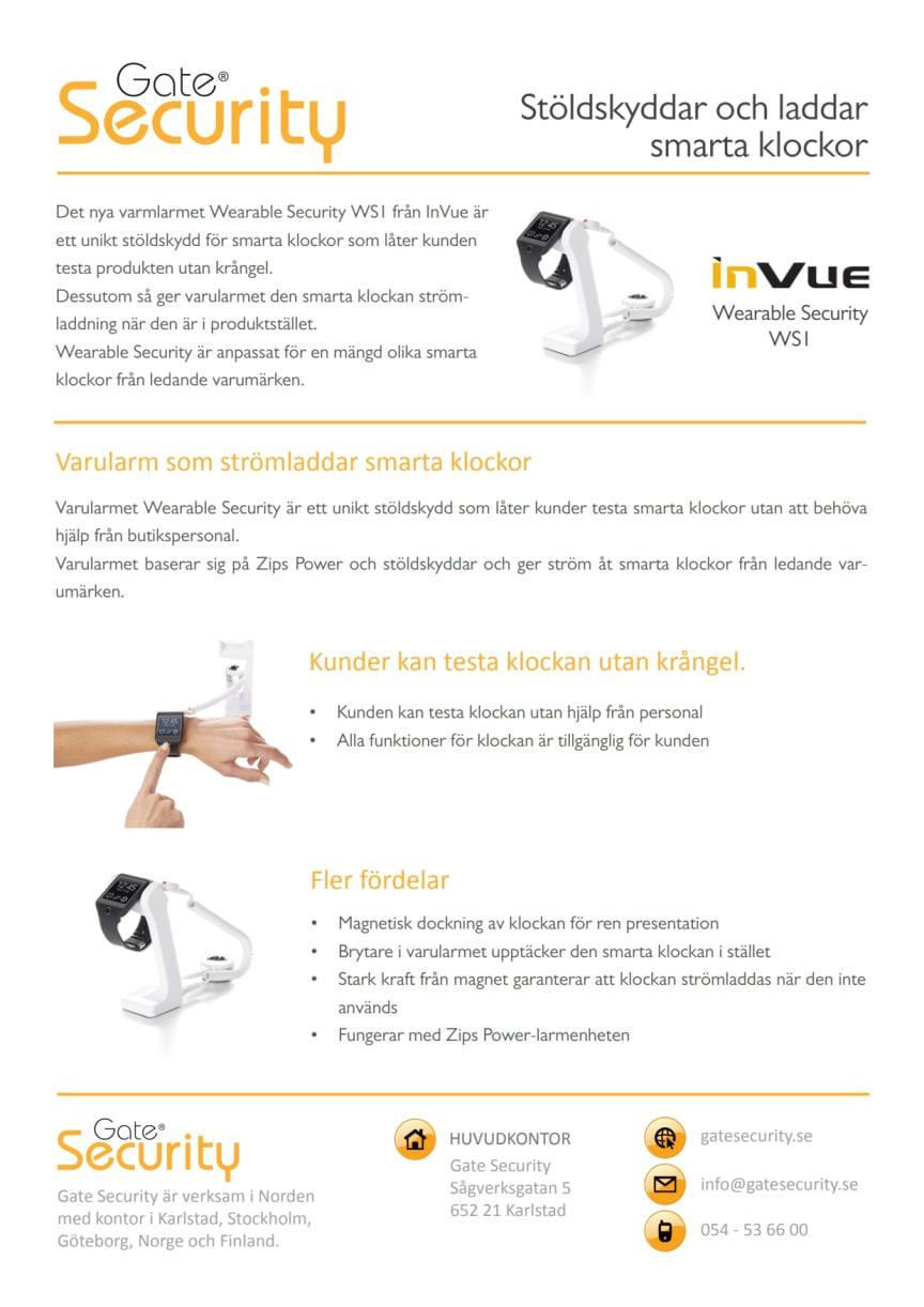 PDF: Stöldskyddar och laddar smarta klockor