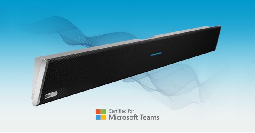 Nureva HDL300 Microsoft Teams-certifierad