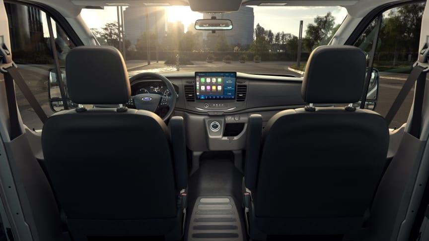 Ford E-Transit 2020