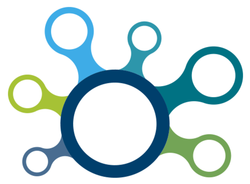 Blue Integrator symbol 500px