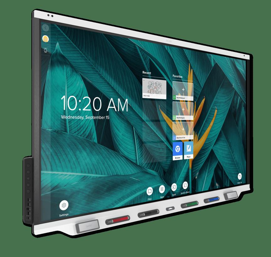 SMART Board iQ 7000R-right-angle-ver1_screen-ed-1
