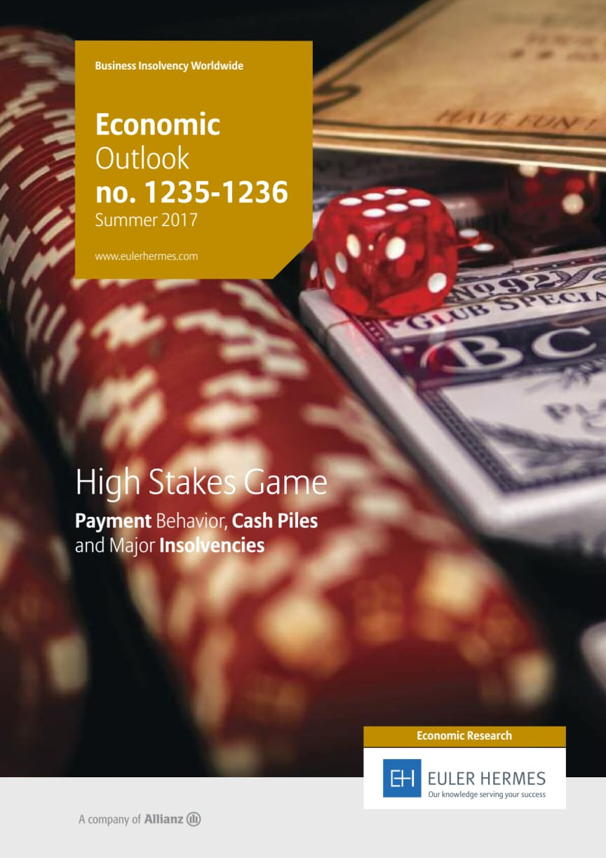 High Stakes Game: Payment behavior, Cash piles and Major insolvencies