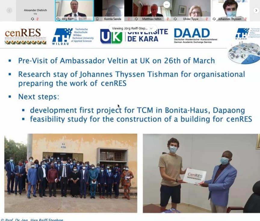 Regenerative Energie für die Subsahara Region Westafrikas: Zweite erfolgreiche Konferenz zur Nachhaltigkeit von Energiesystemen in Westafrika