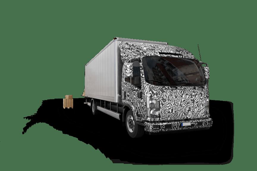 Bund fördert klimafreundliche Nutzfahrzeuge – BPW zeigt ab Herbst elektrischen Lkw mit hoher Zuladung