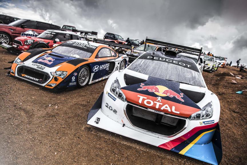 Peugeot tog hem segern i Pikes Peak 2013