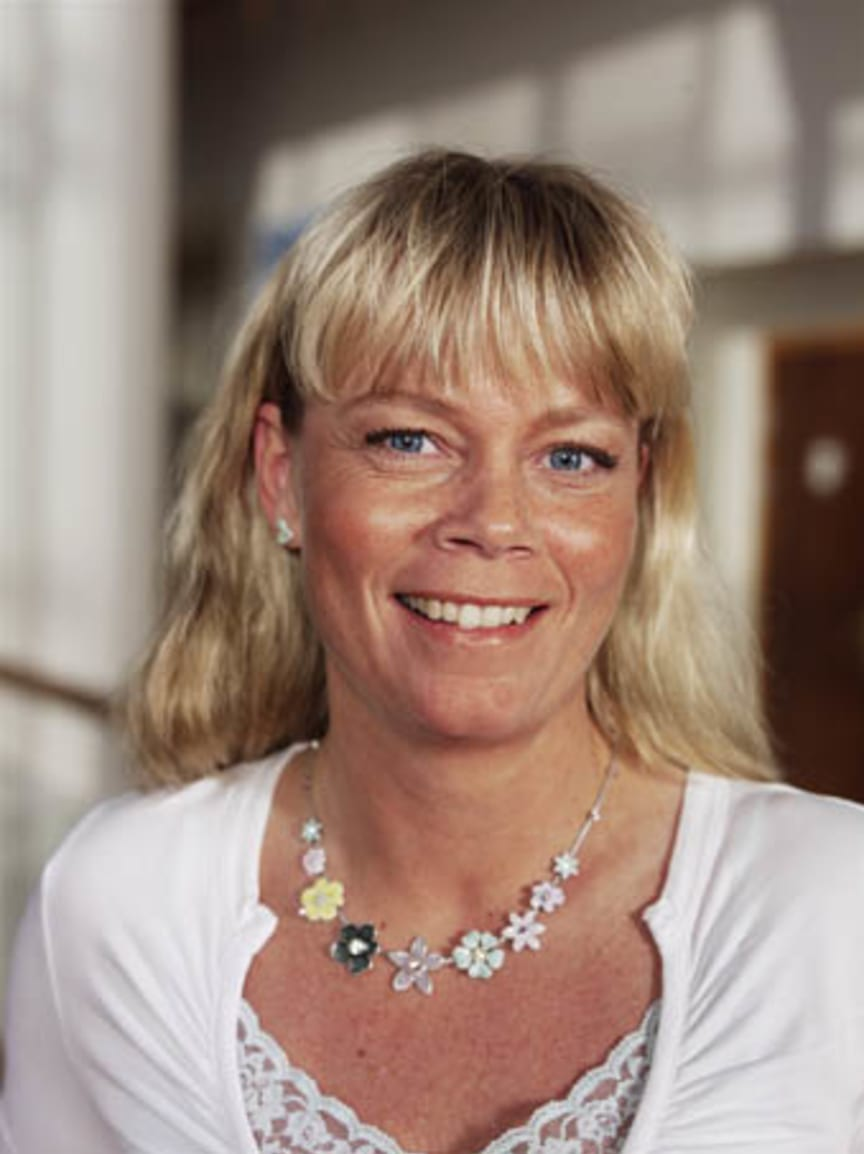 Camilla Tuvesson ansvarig från Continental Bakeries Gille