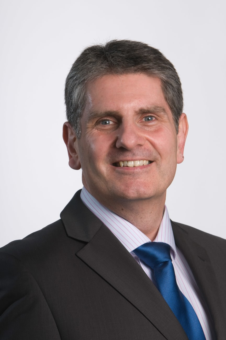 Ian Currie - Chairman of the Thatcham Board