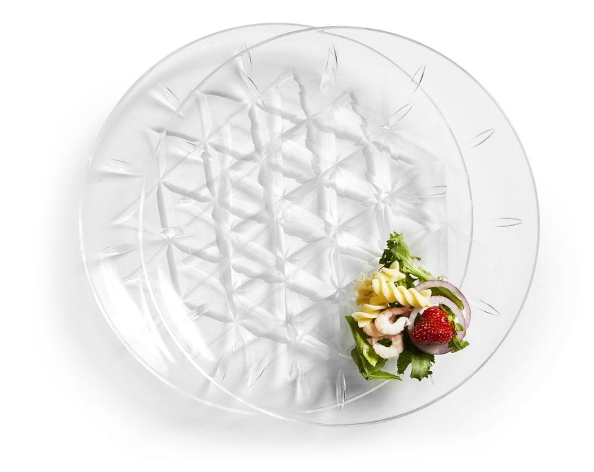 Picknick tallrik 26 cm 2-pack