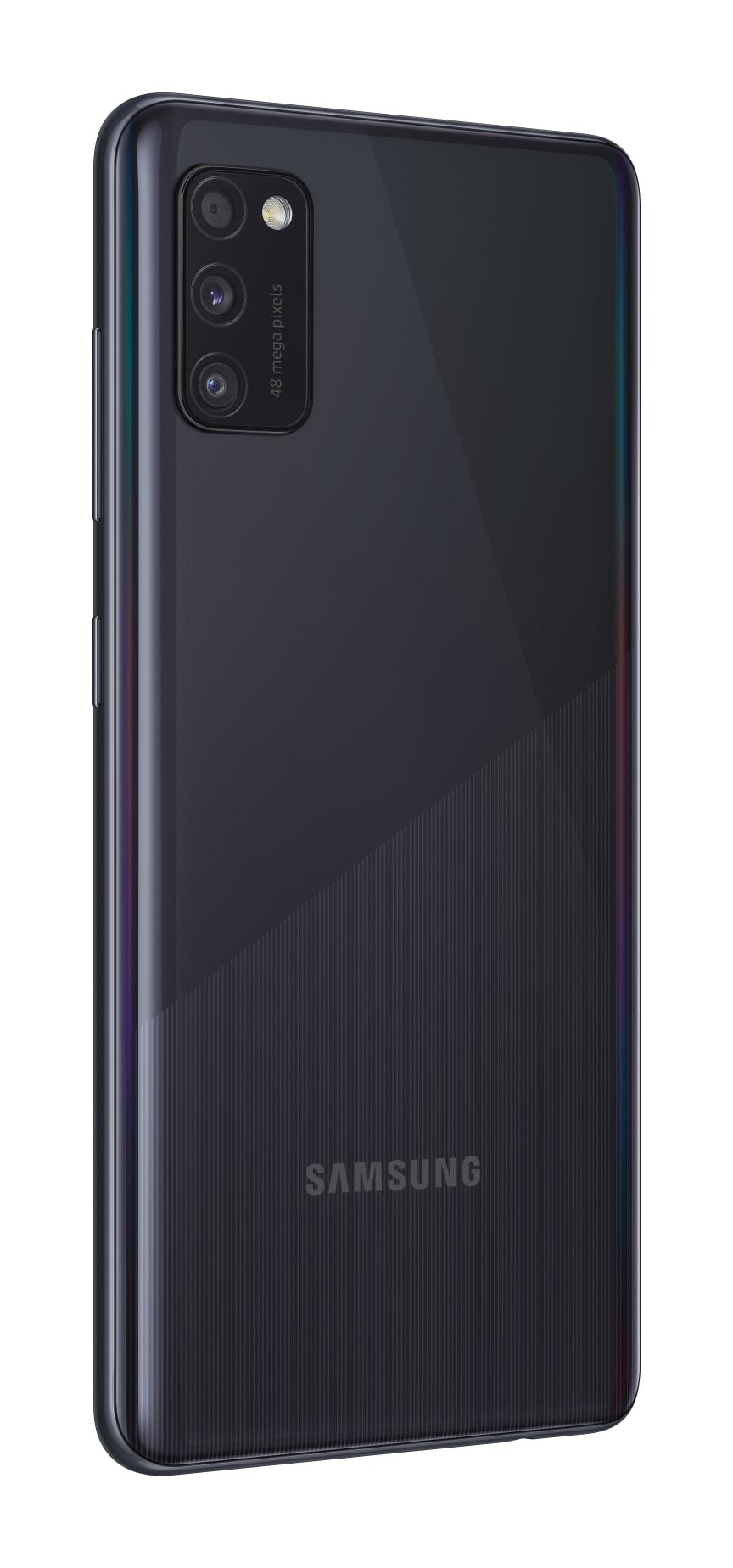 03_Samsung Galaxy A41_prism_crush_black_l30