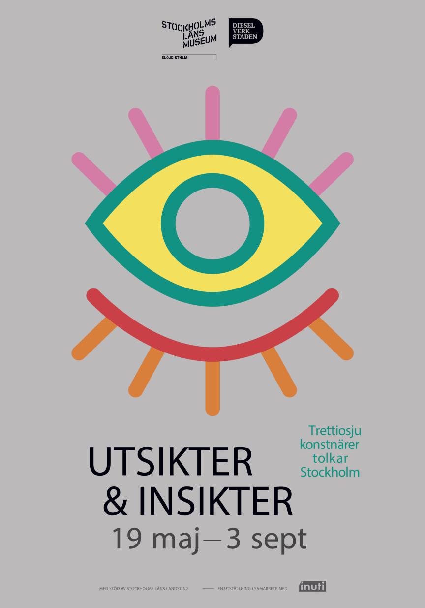 Utsikter och insikter-Affisch