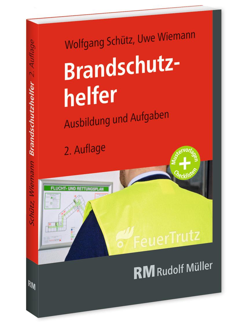 Brandschutzhelfer, 2 Auflage (3D/tif)