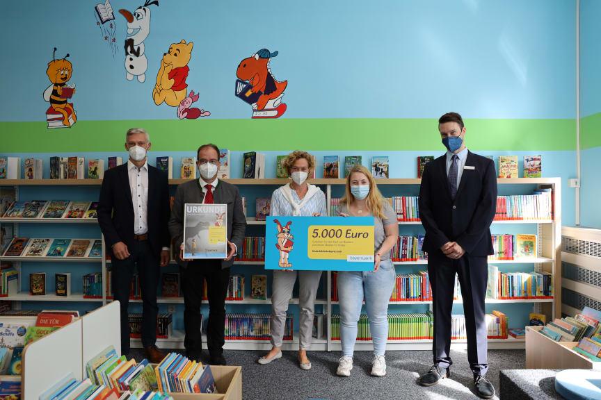 Kinderbibliothekspreis Geretsried