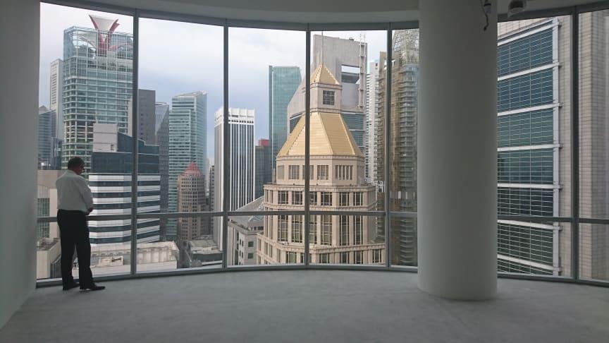 New Singapore studio!
