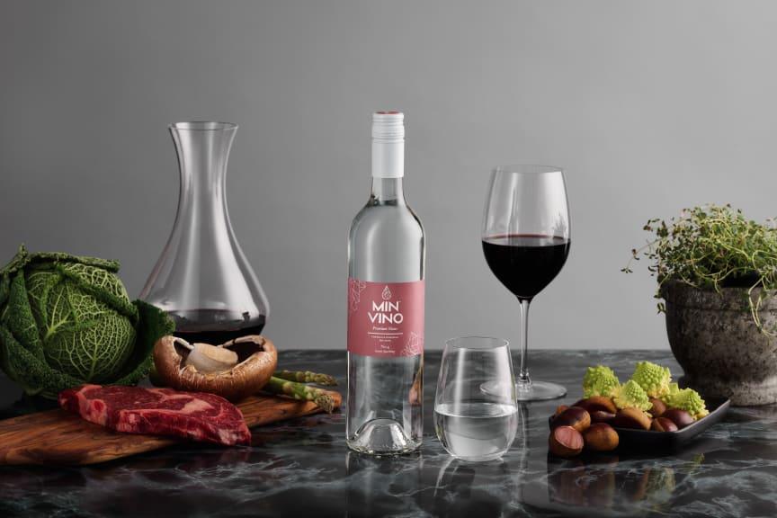 Minvino No4 Vatten för vin